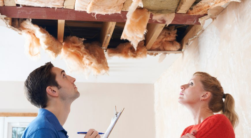 Buying A New Home? Know What To Look For In The Roof